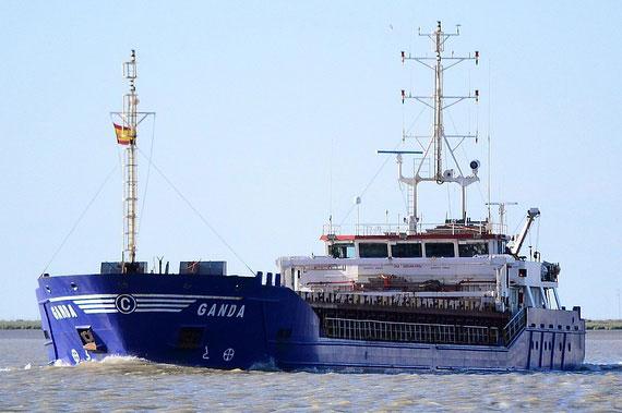 M/V Ganda Fleet 2